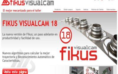Fikus visual CAM, our software